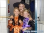 Halloweenparty meiden